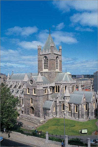爱尔兰旅游