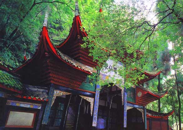 青城山旅游