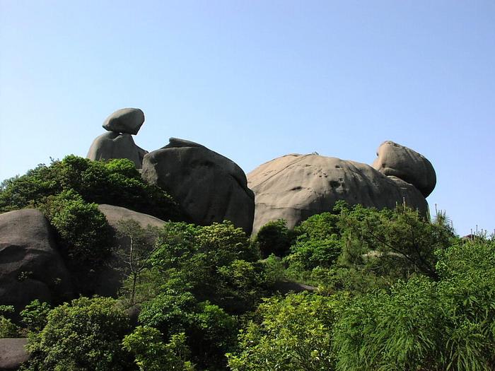 太姥山旅游