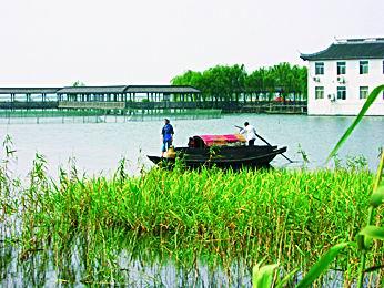 阳澄湖旅游