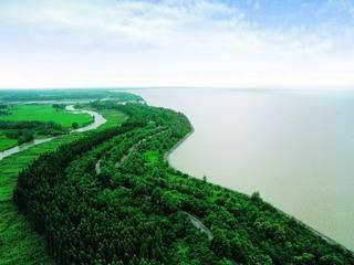 洪泽湖旅游