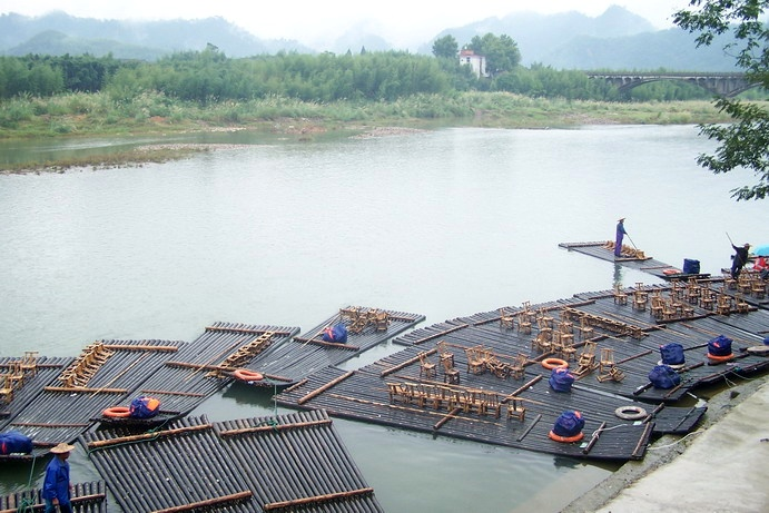 柳溪江旅游