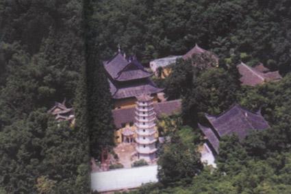 灵峰胜境旅游