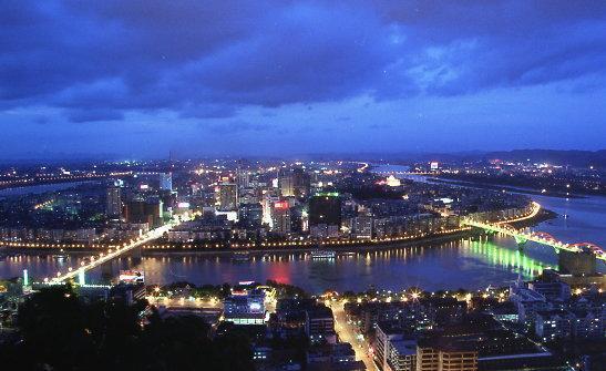 柳州旅游介绍