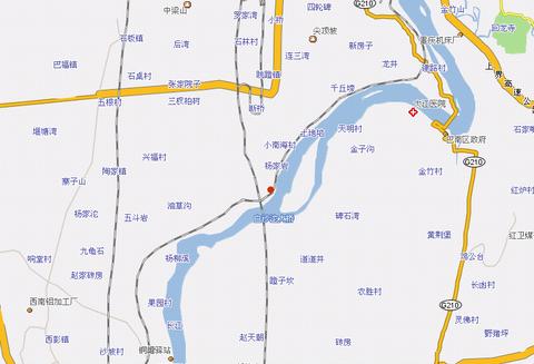 小南海火车站地图