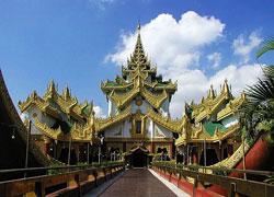 缅甸旅游介绍
