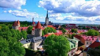 爱沙尼亚旅游