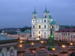 白俄罗斯旅游