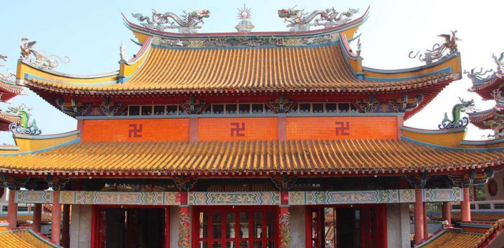 光明山普觉禅寺
