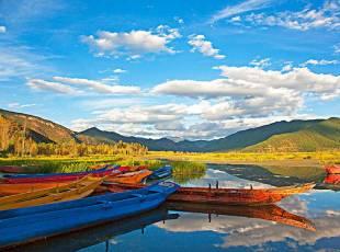 泸沽湖旅游
